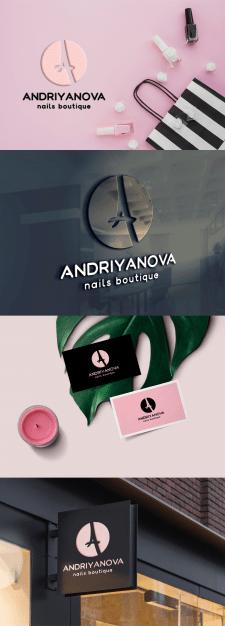 Логотип для Марины Андрияновой
