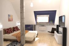 Дизайн интерера квартиры Ukraine