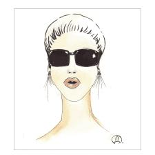 Fashion иллюстрация