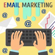 Инфографика на тему маркетинг