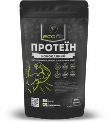 Протеин конопляный, упаковка товара