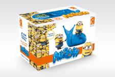 Slimer Minions / box
