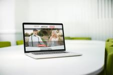 Landing page свадебных церемоний