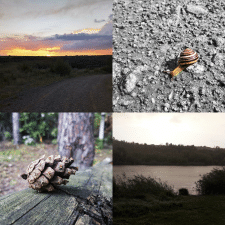 Обработка фото для Instagram