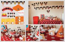 Наборы атрибутики для детских праздников, студия «
