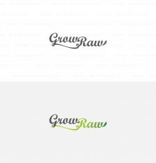 Logo | GrowRaw