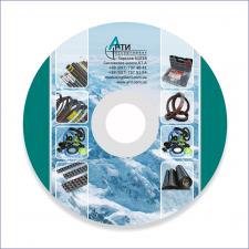 накартка изображения на СD диски