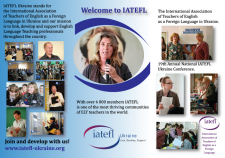 Брошюра образовательной конференции IATEFL