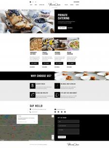 Адаптивная верстка Landing Page - PrimeOne
