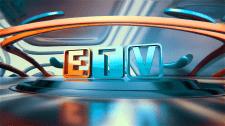 ETV LOGO INTRO 3D