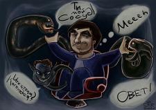 Иллюстрация к компьютерной игре