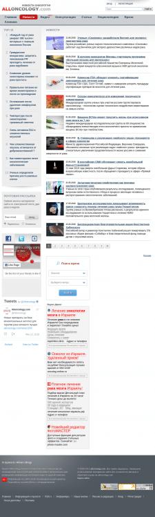 Контент-менеджмент медицинского сайта