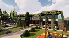 Проектування, моделювання малоповерхового будинку
