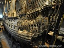 Корабль-музей Васа.
