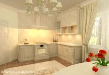 Дизайн проект загородного дома (Белогородка) 01
