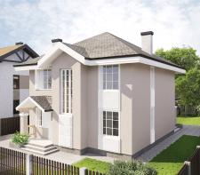 Проект дома в с. Гатне