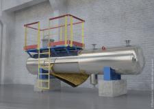 3D модель оборудования