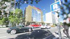 Банк по ул. Шевченка 4