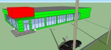 Визуализация магазина