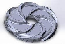 Модель аппарата направляющего для ЧПУ
