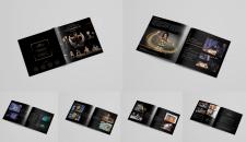 Дизайн каталога для GALITSYNA art group