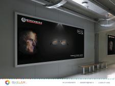 Разработка дизайна интерьерной рекламы