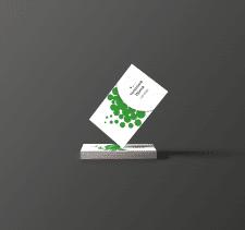 Персональная визитная карточка