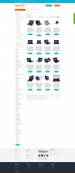IT интернет - магазин connect.dn.ua (CMS Opencart)