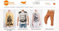 Копирайтинг для sure-shop.ru