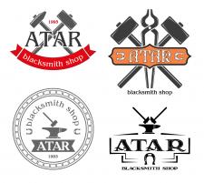 Логотип для кузнечного цеха