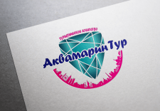 Лого Аквамарин Тур