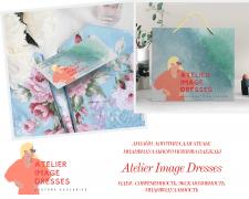 Логотип для Atelier Image Dresses