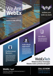 Banner for WebEX
