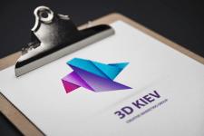 Лого 3D Kiev