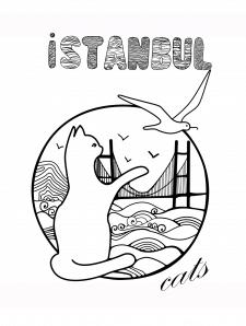 Иллюстрация для принта