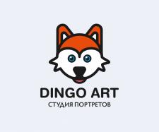 """логотип """"Dingo Art"""""""