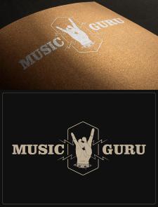Лого MUSIC GURU
