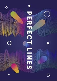 Эффекты векторной графики в дизайне - блендинг