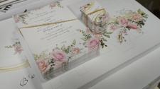 Дизайн и печать свадебной айдентики