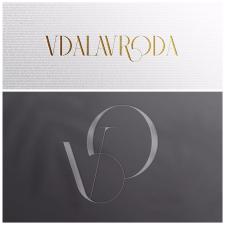 Лого и нейминг для бренда украшений VDALAVRODA