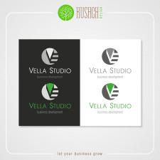 Vella Studio, логотип