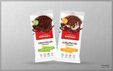 Упаковки для шоколадных хлебцов