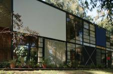 Дом знаменитых Чарльза и Рей Эймсов