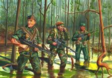 Американский спецназ времён Вьетнамской войны