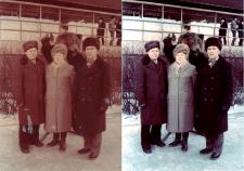 Реставрация старого фото №1