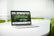 Сайт о новостях футбола