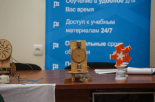 Кубок для волонтерской организации на 3D принтере
