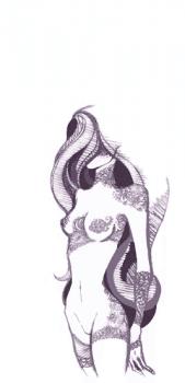 Рисунок на планшете