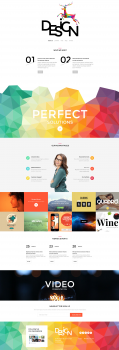 Design Joomla Template