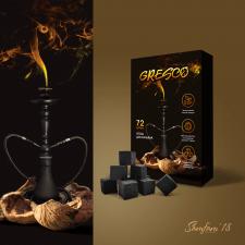 Дизайн упаковки для вугілля